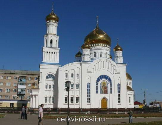 Собор во имя Светлого Христова Воскресения, Краснослободск, Мордовия