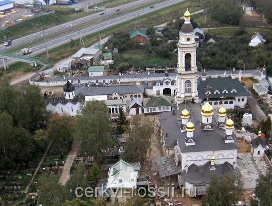 Церковь Михаила Архангела - Михайловская Слобода