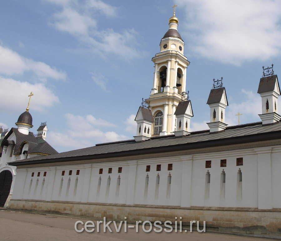 Михайловская Слобода. Церковь Михаила Архангела