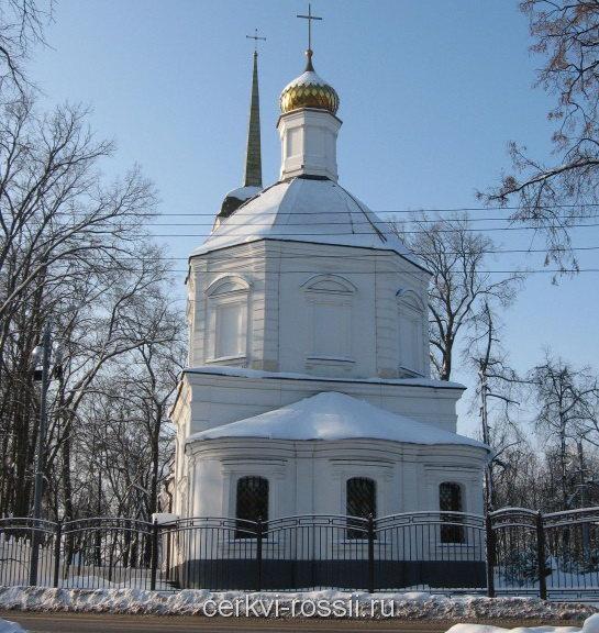 Церковь Бориса и Глеба - Раменское - Раменский район - Московская область