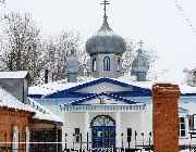 Церковь Успения Пресвятой Богородицы. Краснослободск, Мордовия.