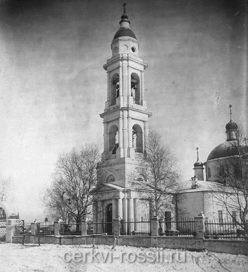 Единоверческая церковь Михаила Архангела в Михайловской слободе