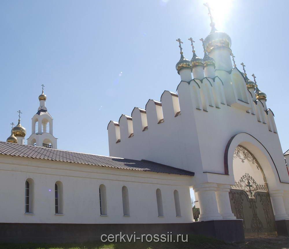 Женский монастырь, Свято-Варсонофиевский Покрово-Селищенский