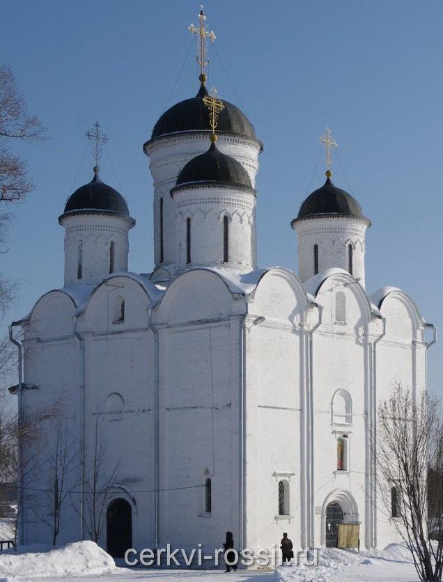 Sobor Mikhaila Arkhangela na Mikulinom Gorodishche