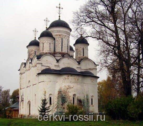 Собор Михаила Архангела на Микулином Городище